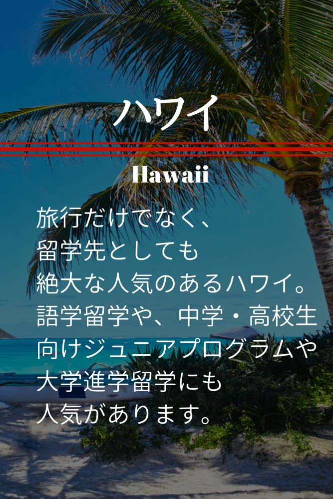 ハワイsp
