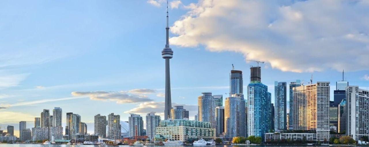 カナダ・トロント風景