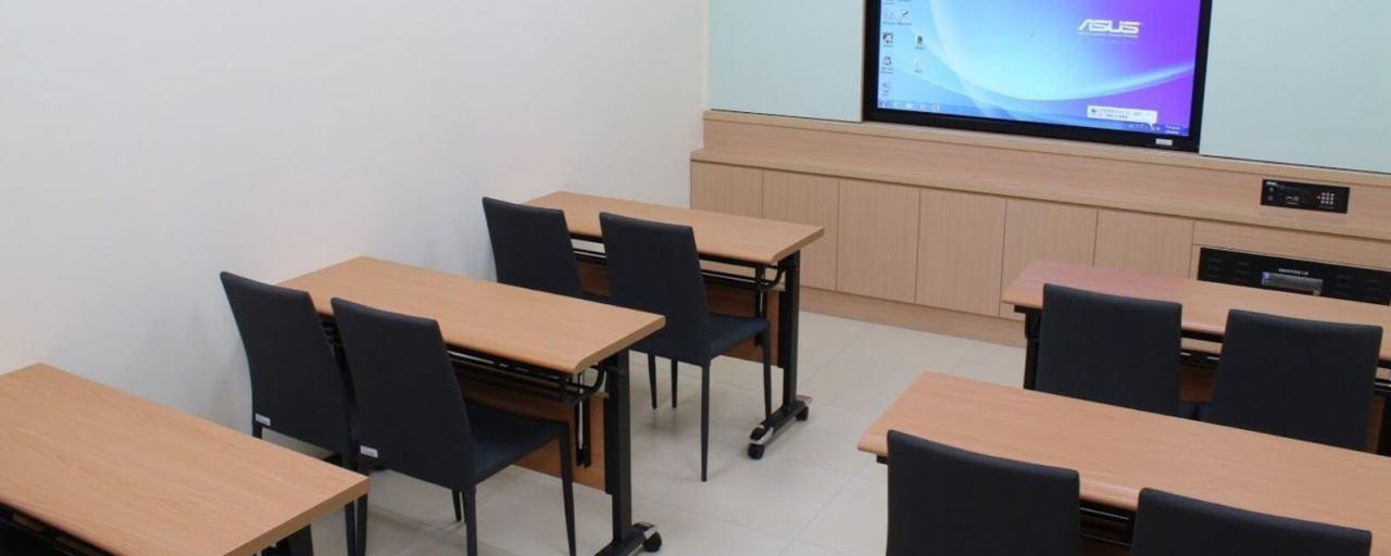 中国語教室内観